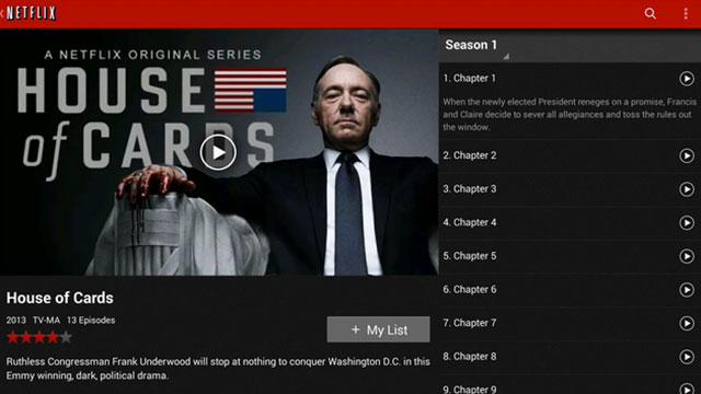 netflix iphone android app