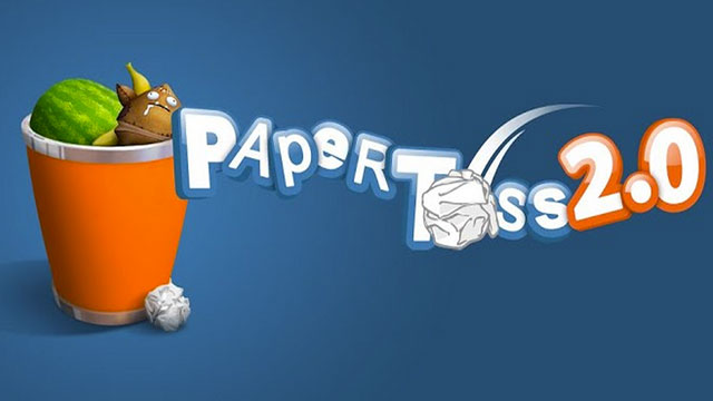 paper toss 2.0 android app on google play