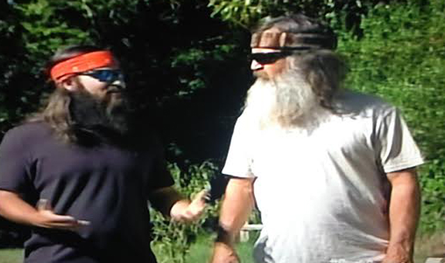 Burger Commander, Duck Dynasty, Phil Robertson, Jep Robertson, Willie Robertson