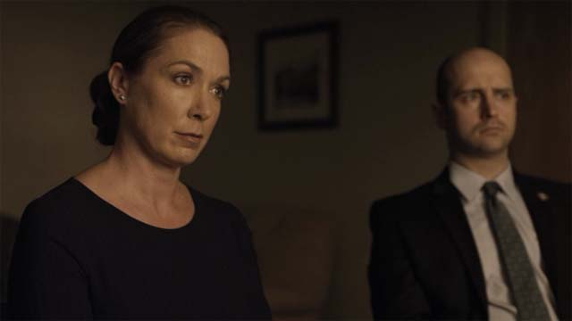 Prosecutor in House of Cards