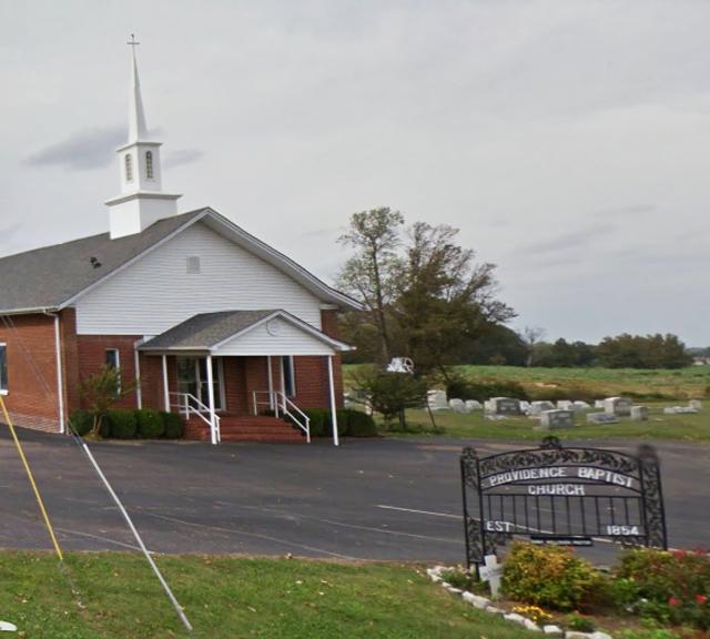 Providence Baptist Church.