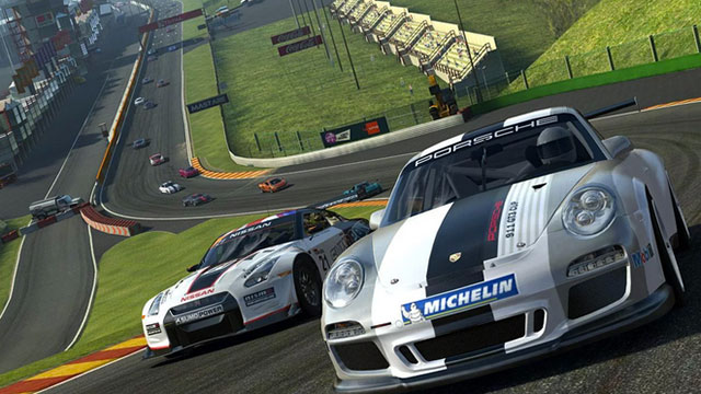 real racing 3 android app