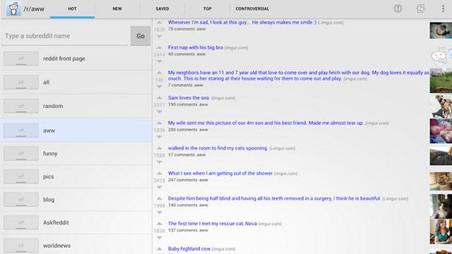 reddit is fun android app on google play