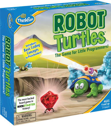 robot turtles, robot turtles game, robot turtles toy, robot turtles learn to code, educational toys, hot holiday toys 2014