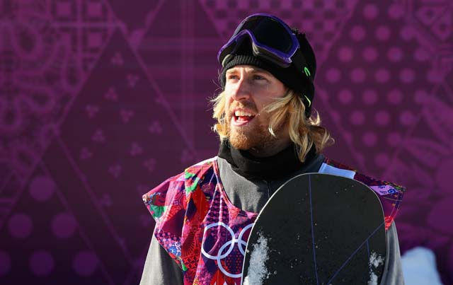 Sage Kotsenburg, Slopestyle Snowboarding, 2014 Sochi Winter Olympics, Sports