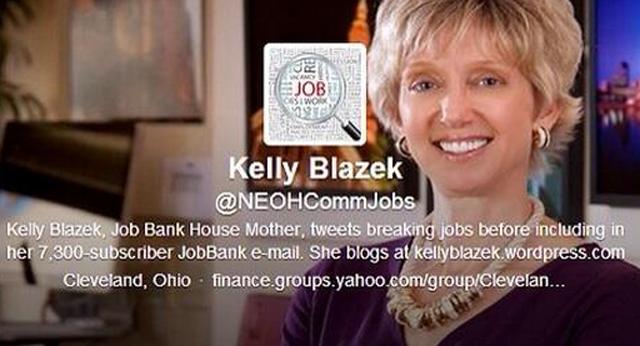 Kelly Blazek Twitter