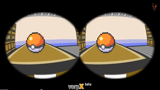 3d games, oculus rift games, pokemon 3d, pokemon oculus rift, pokemon gold/silver, pokemon 3d oculus rift video