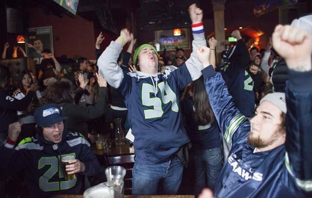 Peyton Manning, Russell Wilson, Seattle Seahawks, Denver Broncos, Super Bowl 2014, Super Bowl XLVIII,