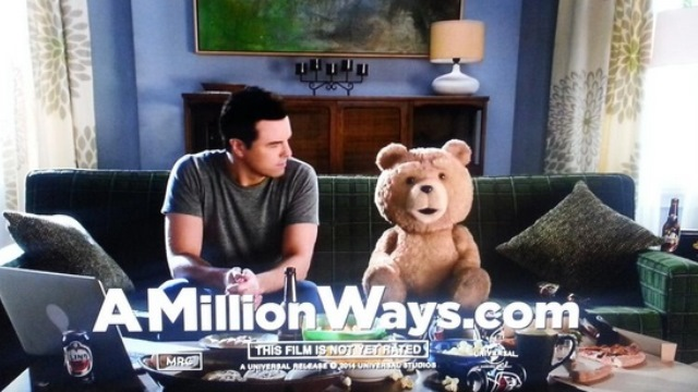 Ted Super Bowl Commercial 2014, Ted Commercial 2014, Seth MacFarlane Super Bowl Commercial