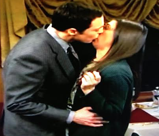 Shamy, Sheldon Amy, Sheldon Amy Kiss Big Bang Theory, Sheldon and Amy Kiss