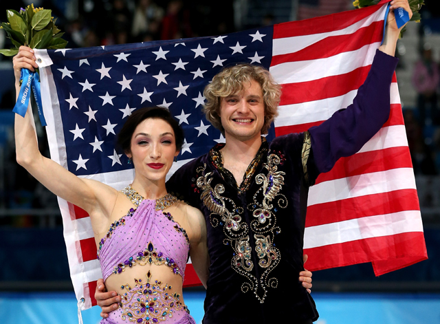 Davis and White Gold Ice dancing, sochi olympics, ice dancing