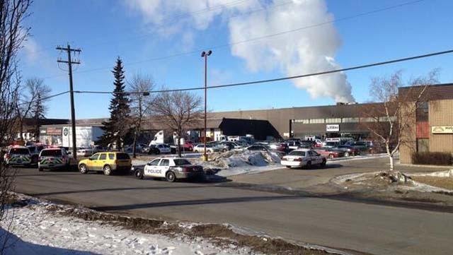 Edmonton Stabbing Loblaws