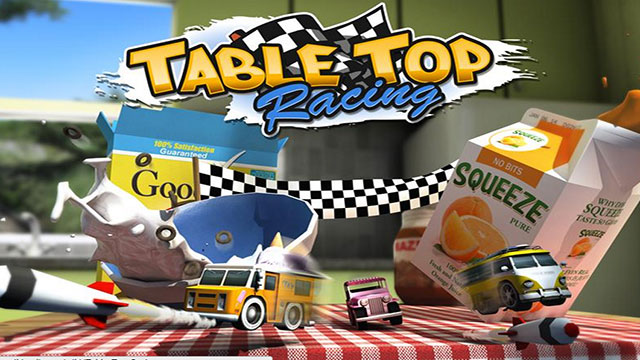 table top racing android app
