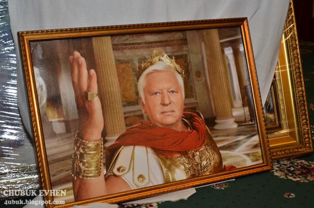 viktor pshonka, roman emperor