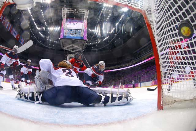 Jessie Vetter, USA Hockey