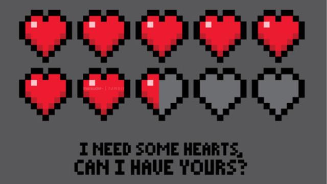 Valentine's Day Video Games