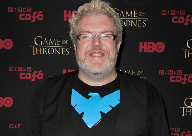 Kristian Nairn Comes Out