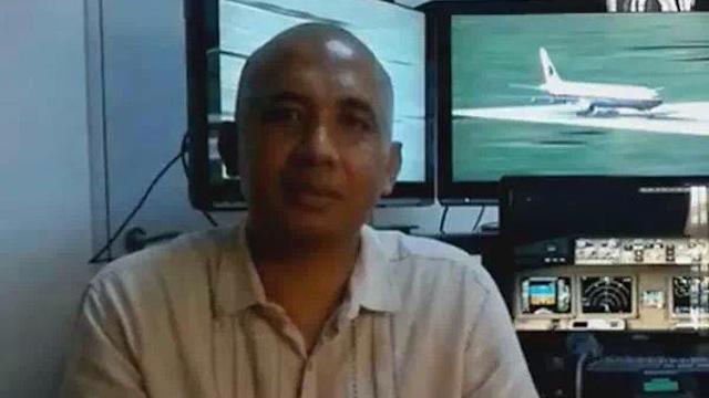Captain Zaharie Ahmad Shah. (Facebook)
