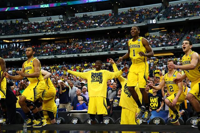 AT&T Arena Arlington Texas March Madness NCAA Semi Finals