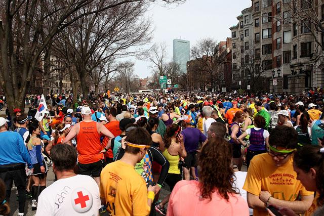 Boston Marathon Bombing Michael Kennedy