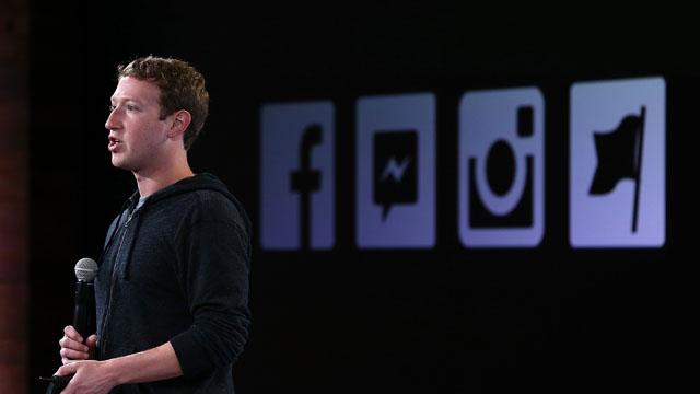 Facebook, mark zuckerberg, Facebook in pictures, Facebook 10th anniversary