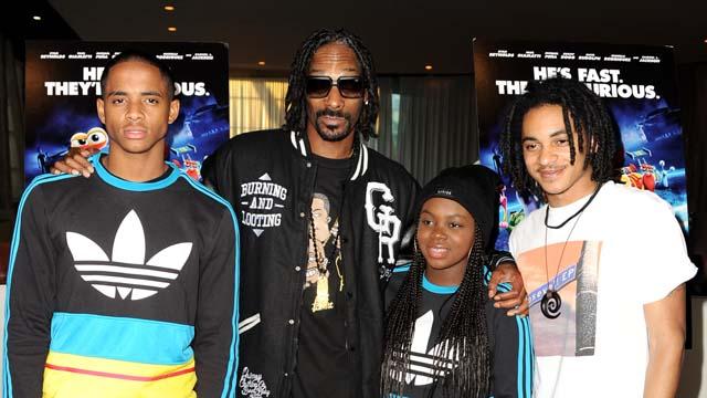 Cordell Broadus Snoop's Son