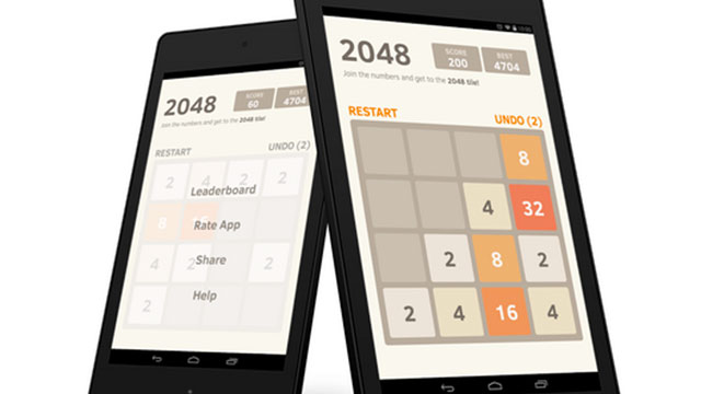 2048 android app