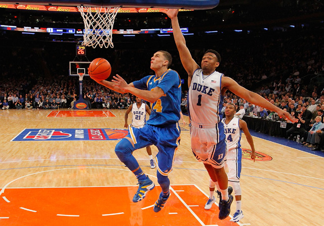 What March Madness Games are in Madison Square Garden