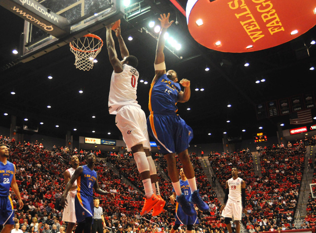 Viejas Arena March Madness