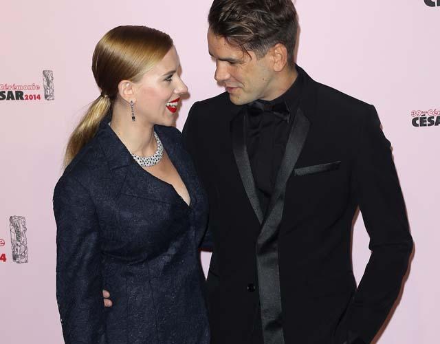 Scarlett Johansson Romain Dauriac Pregnancy