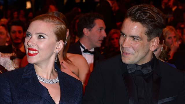 Scarlett Johansson Romain Dauriac Pregnant