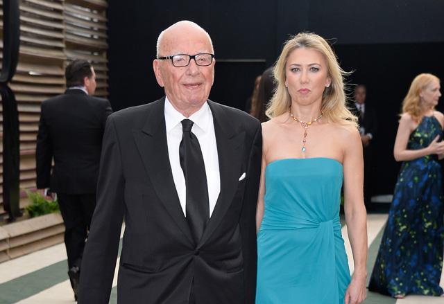 Hot pics of Rupert Murdoch new girlfriend Juliet de Baubigny
