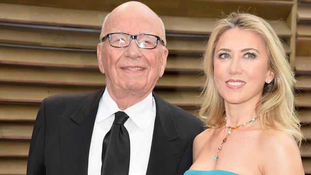 Juliet de Baubigny Rupert Murdoch's new girlfriend