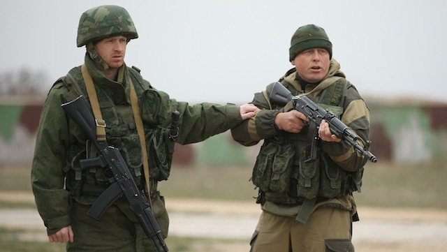 Russian army in Ukraine
