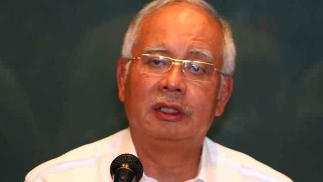 Who is Malaysian Prime Minister