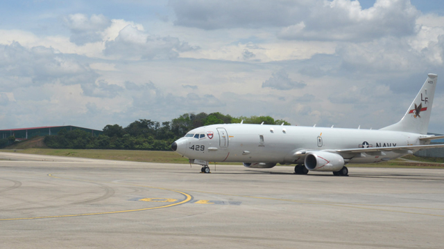 p-8 poseidon, boeing p-8 poseidon, navy p-8 poseidon, navy search planes, navy search for malaysia airlines, types of navy aircraft