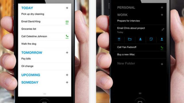 any.do to-do list iphone app