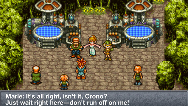 chrono trigger android app