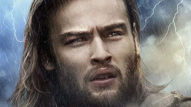 douglas booth noah, noah movie, noah controversy, noah director