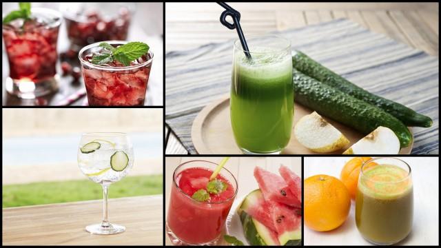 Detox Juice Drinks Recipes