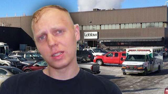 Jayme Pasieka Edmonton Warehouse Loblaws Stabbing