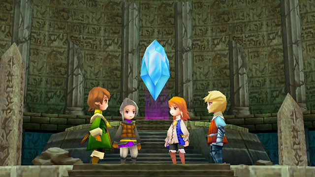 final fantasy III android app