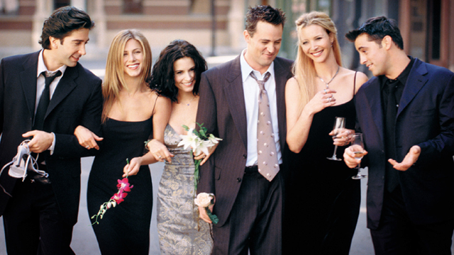 friends with better lives, new CBS sitcom, how i met your mother finale