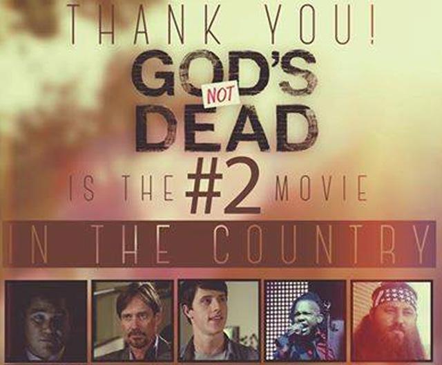 god not dead movie