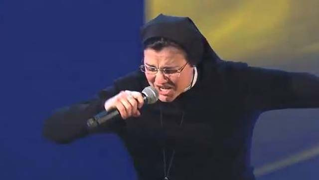 Cristina Scuccia Singing Nun Video, Ursuline Sisters of the Holy Family, The Voice Singing Nun, Cristina Scuccia The Voice Video, Sister Cristina Scuccia, Suor Cristina Scuccia,