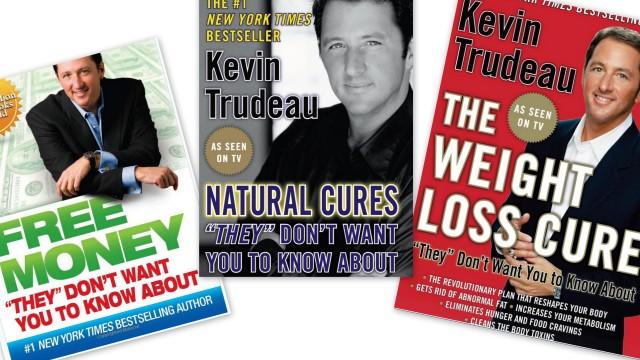 Kevin Trudeau books