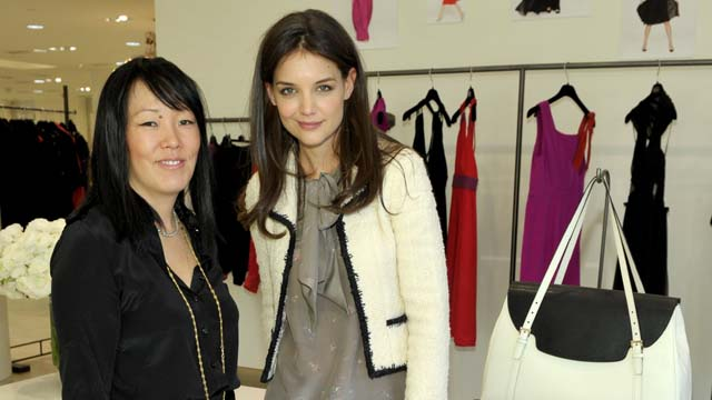 Yang and Holmes, katie holmes, katie holmes fashion label, katie holmes TV show