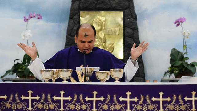 ash wednesday, lent, when is lent, when is easter, what is lent