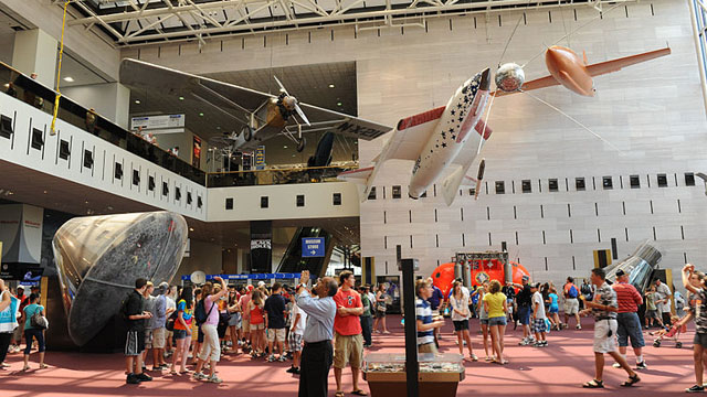 National Air and space evacuation