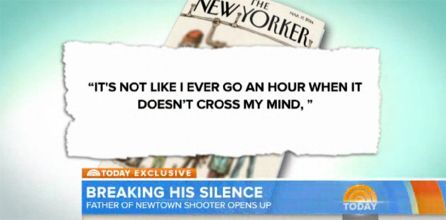 Peter Lanza Today Show